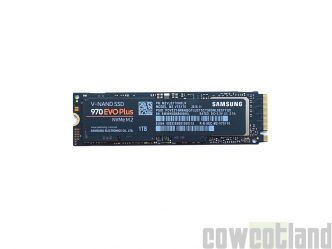 [Cowcotland] Preview SSD Samsung 970 EVO PLUS 1 To