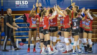 #Elite VB Romans – IFVB : 3 points sinon rien !