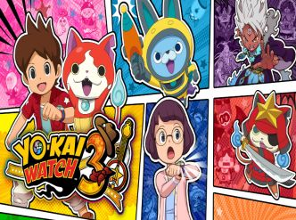 Yo-kai Watch 3, un autre trailer…