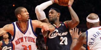 Il y a 10 ans LeBron James écœurait les Knicks avec 52 points et 11 passes au Madison Square Garden