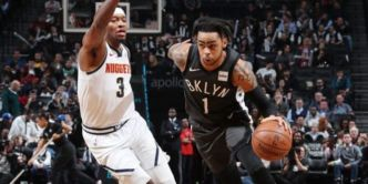 D'Angelo Russell en mode All-Star face aux Nuggets