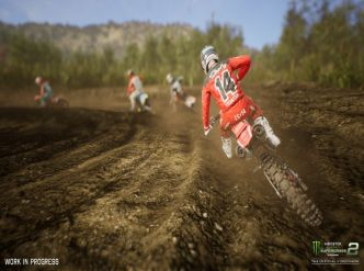 Monster Energy Supercross 2 en images…