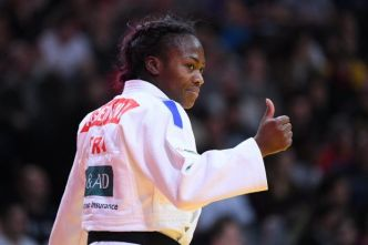 Judo - Paris Grand Slam (F) - Paris Grand Slam : Clarisse Agbegnenou qualifiée pour la finale