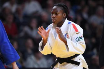 Judo - Paris Grand Slam (F) - Paris Grand Slam : Clarisse Agbegnenou s'impose chez les -63 kilos