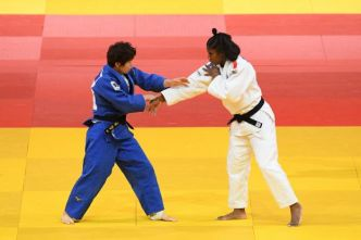 Judo - Paris Grand Slam (F) - Paris Grand Slam : Marie-Eve Gahié n'aura pas de médaille de bronze