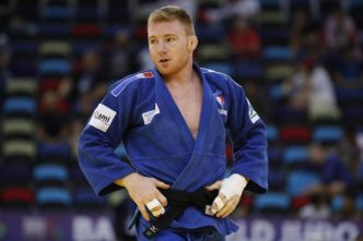 Judo - Paris Grand Slam (H) - Paris Grand Slam : Axel Clerget s'incline en repêchages