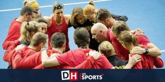 Fed Cup: Les leçons de Van Herck à l'issue de la débâcle face à la France