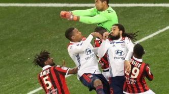 OGC Nice-Lyon: «Il n'y a jamais de hold-up», Nice prend six points face à l'OL cette saison