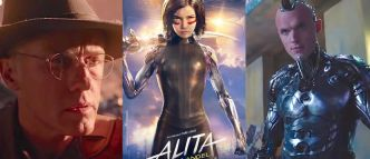 Alita Battle Angel : les plus belles photos du film produit par James Cameron (PHOTOS)