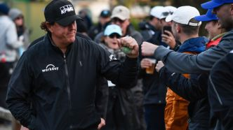 Un 5e titre de Phil Mickelson à Pebble Beach