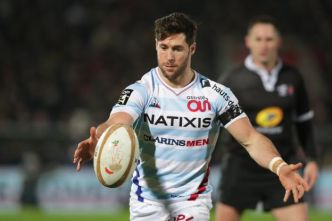 Rugby - Top 14 - R92 - Racing 92 : Maxime Machenaud et Virimi Vakatawa absents contre Toulouse