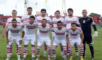 Zamalek vs NA Hussein Dey: Où regarder le match en liens streaming ?
