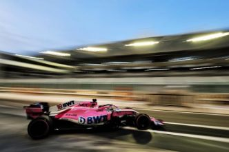F1 - 2019 - F1 : Racing Point ajoute une touche de bleu au rose de Force India