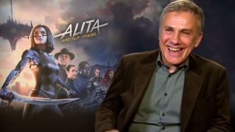 Alita Battle Angel : Christoph Waltz (Dr. Ido) parle du film