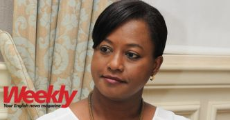"""Aurore Perraud: """"I see nothing wrong with fielding candidates in Rodrigues"""""""