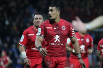 Rugby - Top 14 - ST - Toulouse : Kaino prend le capitanat