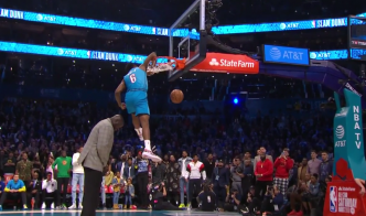 Hamidou Diallo sauve le Slam Dunk Contest 2019 : we got a new Superman, heureusement que t'étais là frère