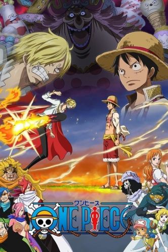 One Piece 873 VOSTFR Anime Streaming - Complet VF (HD)