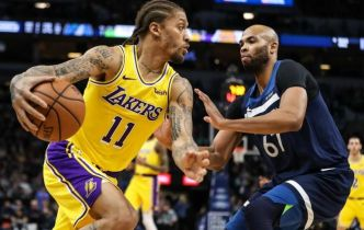 Michael Beasley file en Chine