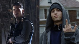 Avec l'annulation de The Punisher, Netflix s'attire les foudres d'Eminem