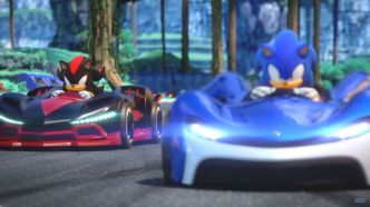 Team Sonic Racing augmente les Watts