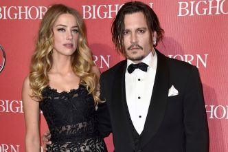 Johnny Depp poursuit Amber Heard pour diffamation