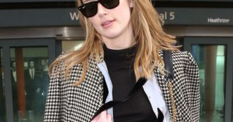 Amber Heard a-t-elle frappé Johnny Depp ? Une photo fait surface...