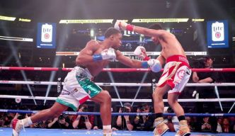 Boxe: Spence conserve son titre IBF des welters