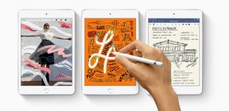 Apple met à jour l'iPad Air et l'iPad mini