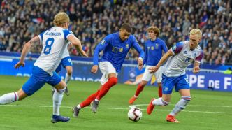 Qualifications pour l'Euro 2020 : la France écrase l'Islande 4 à 0
