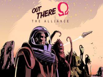 Out There: Ω The Alliance sur Switch…