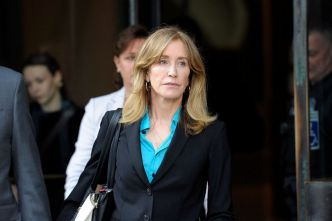 L'actrice Felicity Huffman va plaider coupable