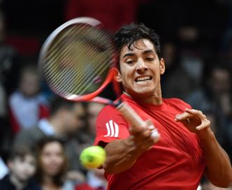 Tennis: Garin ouvre son palmarès et rassure le Chili à Houston