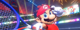 Mario Tennis Aces passe en version 3.0 en vidéo