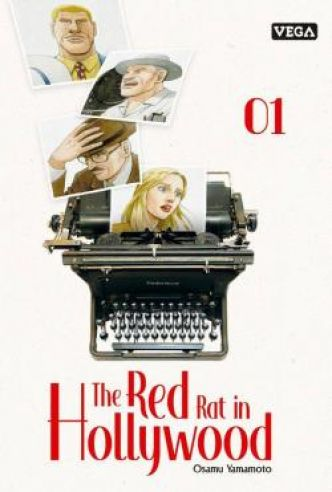 The Red Rat in Hollywood par Osamu Yamamoto