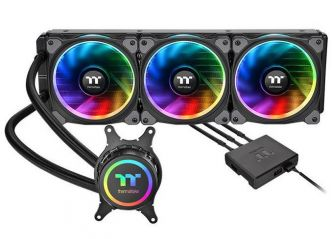 Thermaltake : du watercooling AIO pour les Ryzen Threadripper d'AMD