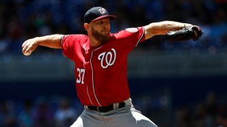 Strasburg collectionne les RAB face aux Marlins