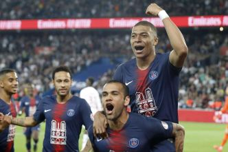 Foot – Ligue 1 (J33) – Le PSG fête son titre