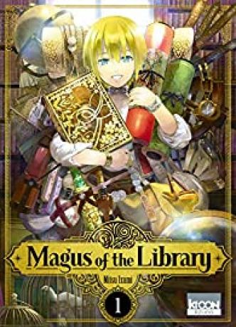 Magus of the Library, tome 1 par Izumi Mitsu