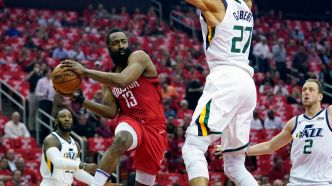 NBA : Houston élimine le Jazz, L.A. résiste
