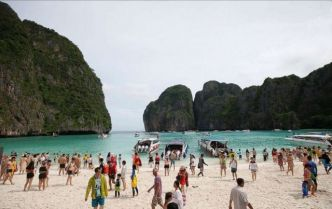 Thailand makes a courageous decision for tourism in Maya Bay