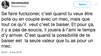 Et si on parlait un peu de la ''fuck zone'' ?
