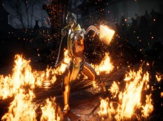 Mortal Kombat 11 sur Switch, un update à venir…