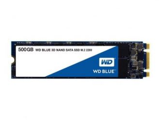 Bon plan Amazon : 49,99€ le SSD M.2 WD BLUE 500 Go