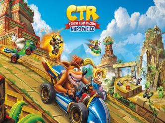 Crash Team Racing Nitro-Fueled, un trailer…