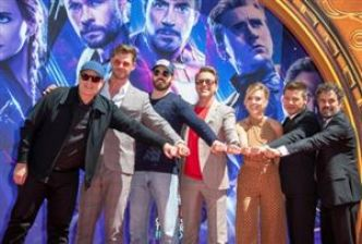 """Avengers: Endgame"" se rapproche à grands pas du record d'Avatar au box-office"