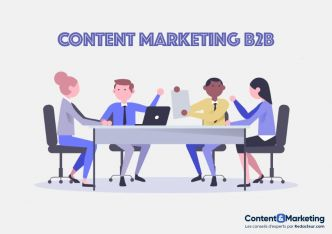 Content marketing B2B : comment développer une stratégie efficace ?