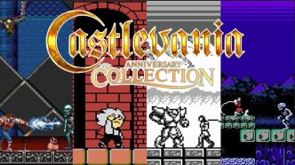 Castlevania Anniversary Collection : Les versions non-censurées arrivent gratuitement