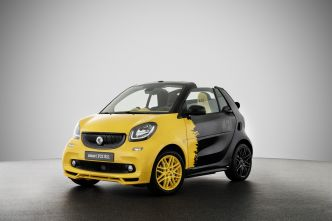 Smart Fortwo Final Collector's Edition. Bye Bye le moteur thermique !