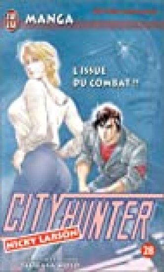 City Hunter (Nicky Larson), tome 28 : L'issue du combat ! par Hojo Tsukasa